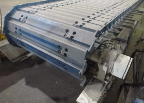 Apron Conveyor / Steel belt conveyor