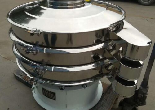 Vibrating Round Screen